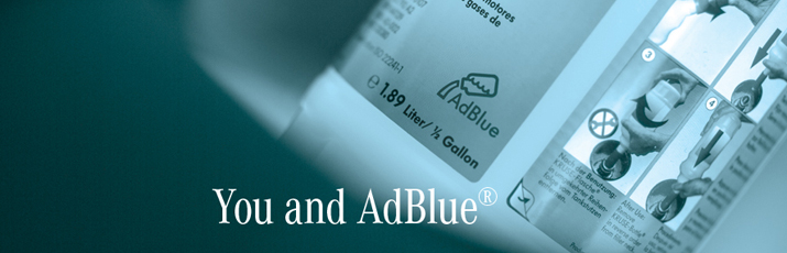 Mercedes-Benz You and AdBlue